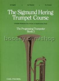 Trumpet Course Book 3 Progressing Trumpeter