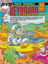 10 Easy Lessons Keyboard Young Begin Book & CD + Free DVD