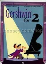 Gershwin For Two (1Piano 4Hands)