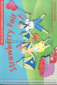 Strawberry Fair (2nd Edition) Full Music (Book & CD)