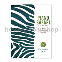 Piano Safari for the Older Student - Sight Reading & Theory Level 2