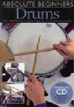 Absolute Beginners Drums Small Edition (Book & CD)