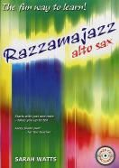 Razzamajazz for Alto Sax (Book & CD)