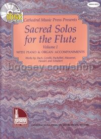Sacred Solos For Flute vol.1 (Book & CD)