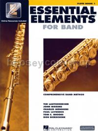Essential Elements for Band, Book 1 for Flute