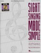 Sight Singing Made Simple + CD