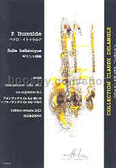 Suite Hellenique (Sax Quartet)