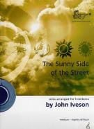 Sunny Side of the Street for Trombone (treble clef)