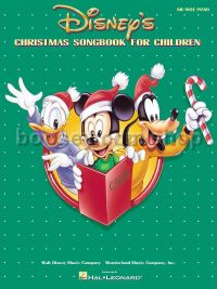 Disneys Christmas Songbook for Children