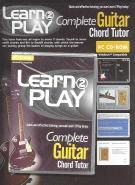 Learn2Play Complete Guitar Chord Tutor Pc Cd-Rom