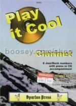 Play It Cool for Clarinet & Piano (+ CD)