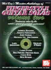 Master Anthology Fingerstyle Guitar Solos vol.2