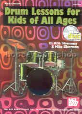 Drum Lessons For Kids of All Ages (Book & CD)