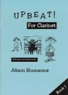 Upbeat For Clarinet Book 1 Cl/Piano