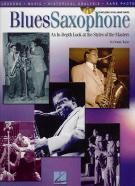 Blues Saxophone (Book & CD)