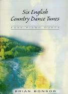Six English Country Dance Tunes Duets