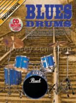 Progressive Blues Drums (Book & CD)
