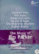 The Music of Jim Parker for Tuba (bass clef)