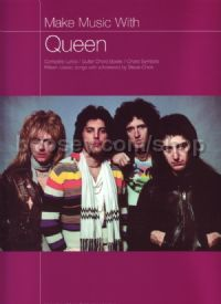 Make Music With Queen Chord Songbook