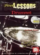 First Lessons Drumset (Book & CD)