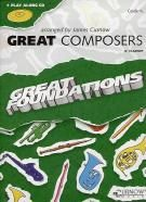 Great Composers Clarinet (Book & CD)