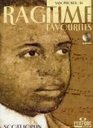 Ragtime Favourites for Saxophone (Book & CD)