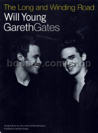Long & Winding Road Gareth Gates/Will Young