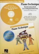 Hal Leonard Student Piano Library: Piano Technique Instrumental Accompaniments 3 (CD)