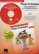 Hal Leonard Student Piano Library: Piano Technique Instrumental Accompaniments 5 (CD)