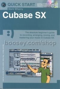 Quick Start Cubase Sx wherry