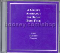 A Graded Anthology for Organ Book 4 (CD only)