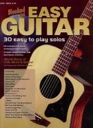 Hooked On Easy Guitar 30 Solos (Book & CD) (Guitar Tablature)