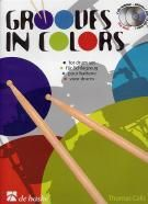 Grooves in Colours Drums & CD