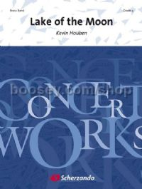 Lake of the Moon for brass band (score & parts)