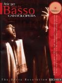Cantolopera - Arias for Bass (Bass & Piano) (Book & CD)