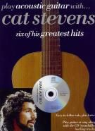 Play Acoustic Guitar With Cat Stevens (Book & CD)