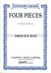 4 Pieces for Flute
