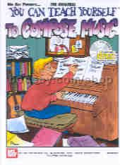 You Can Teach Yourself To Compose Music (Book & CD)