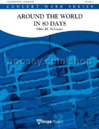 Around the World in 80 Days - Concert Band (Score & Parts)