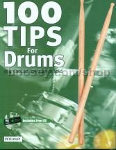 100 Tips For Drums You Should Have Been Told (Book & CD)