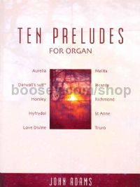 Preludes (10) for organ