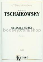 Selected Works for Piano, Vol. 1