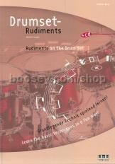 Drumset Rudiments (Book & CD)