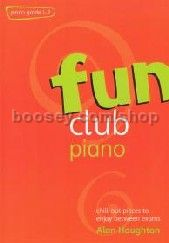 Fun Club Piano Grade 1-2