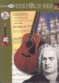 Guitar Tablature Your Pick of Bach