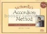 Santorella's Accordion Method Book 1A Primer (Book & CD)