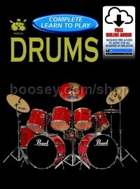 Complete Learn To Play Drums Manual (+ Audio Download)