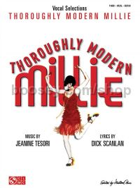 Thoroughly Modern Millie Vocal Selections (Piano, Vocal, Guitar)