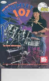 Drumset 101 silverman (Book & CD)