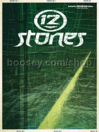 12 Stones Album (Guitar Tablature)